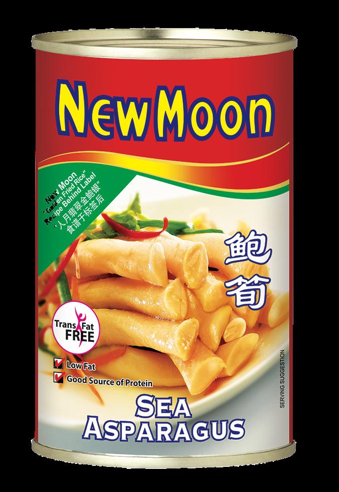 New Moon Sea Asparagus 425g x 2