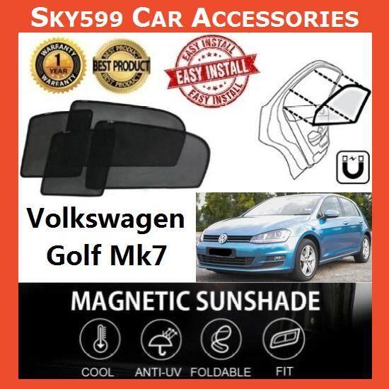 Volkswagen Golf MK7 Epic Magnetic Sunshade (4pcs)