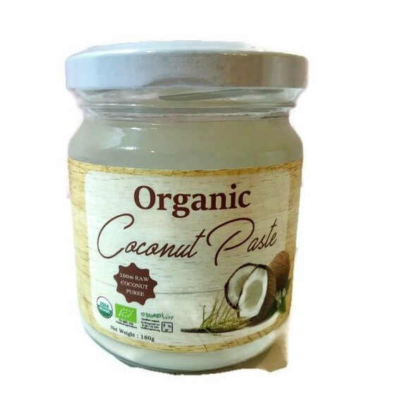 Mamami Organic Coconut Paste 180g
