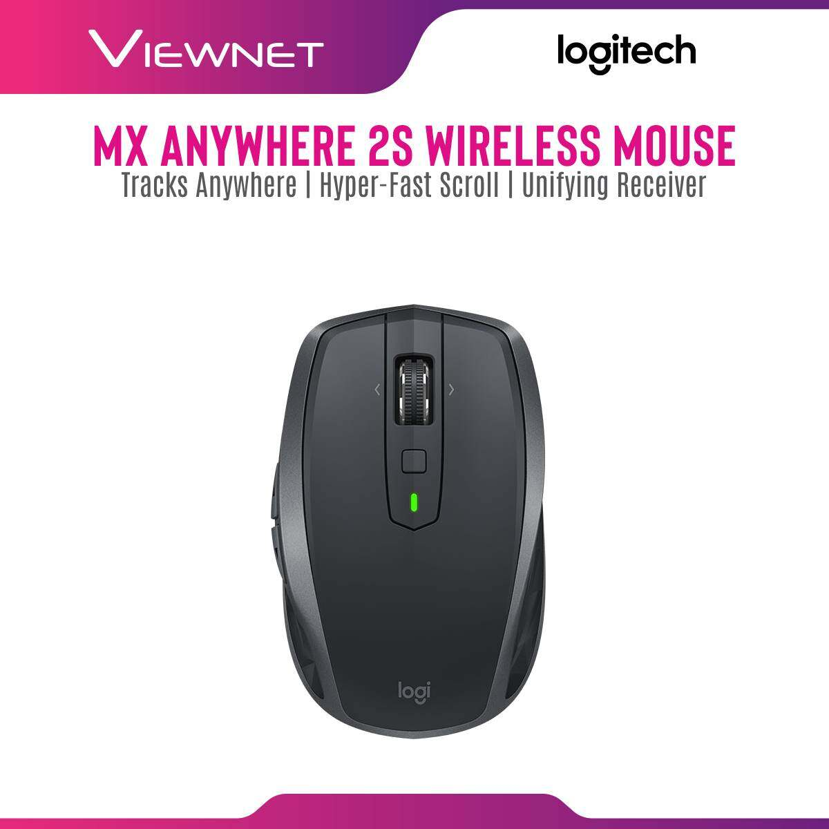 Logitech MX Anywhere 2S Wireless Mouse (910-005156)