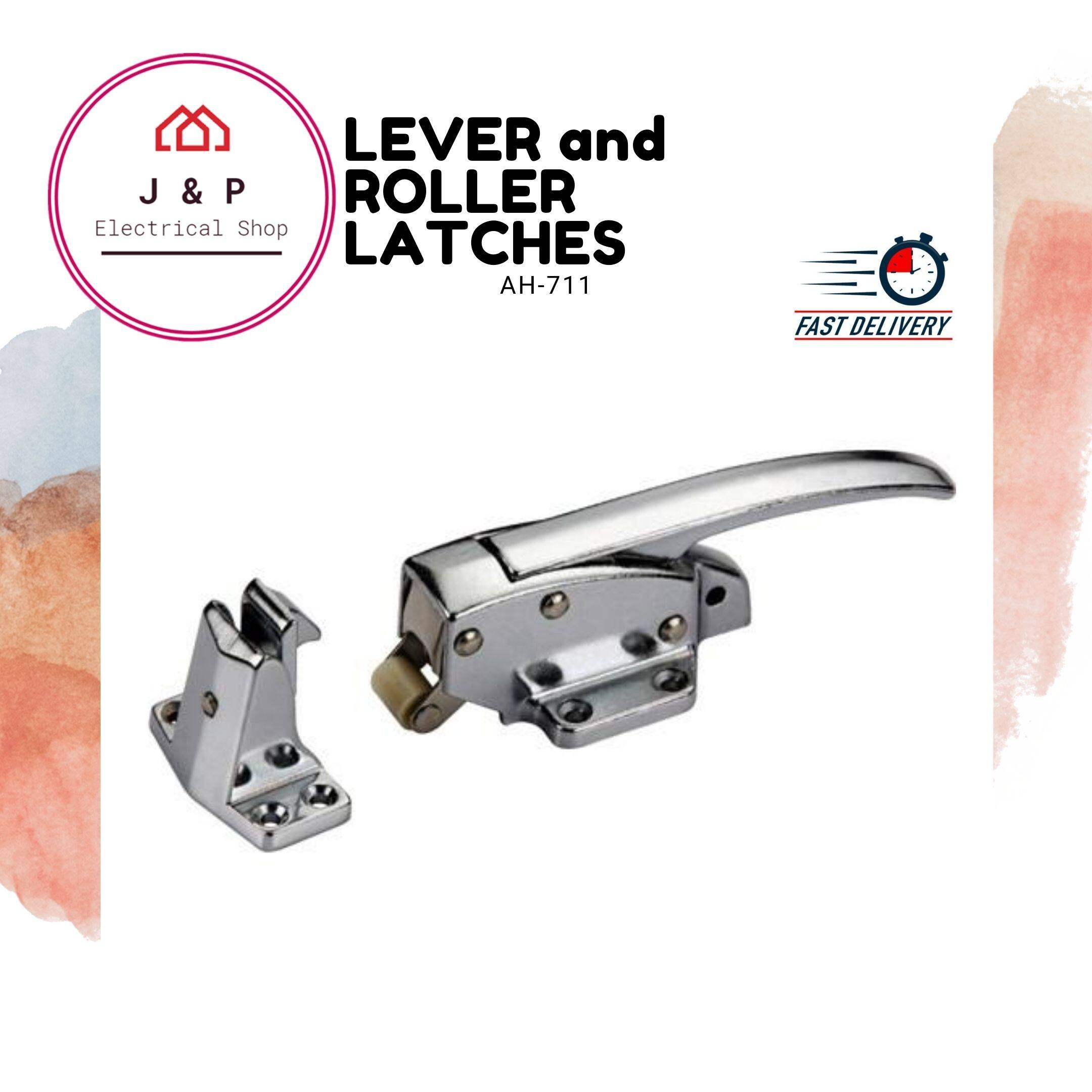 Lever and Roller Latches for Refrigerators 冷冻库门把手 ( AH-711) [READY STOCK 现货]1537346472-1602867271849-0