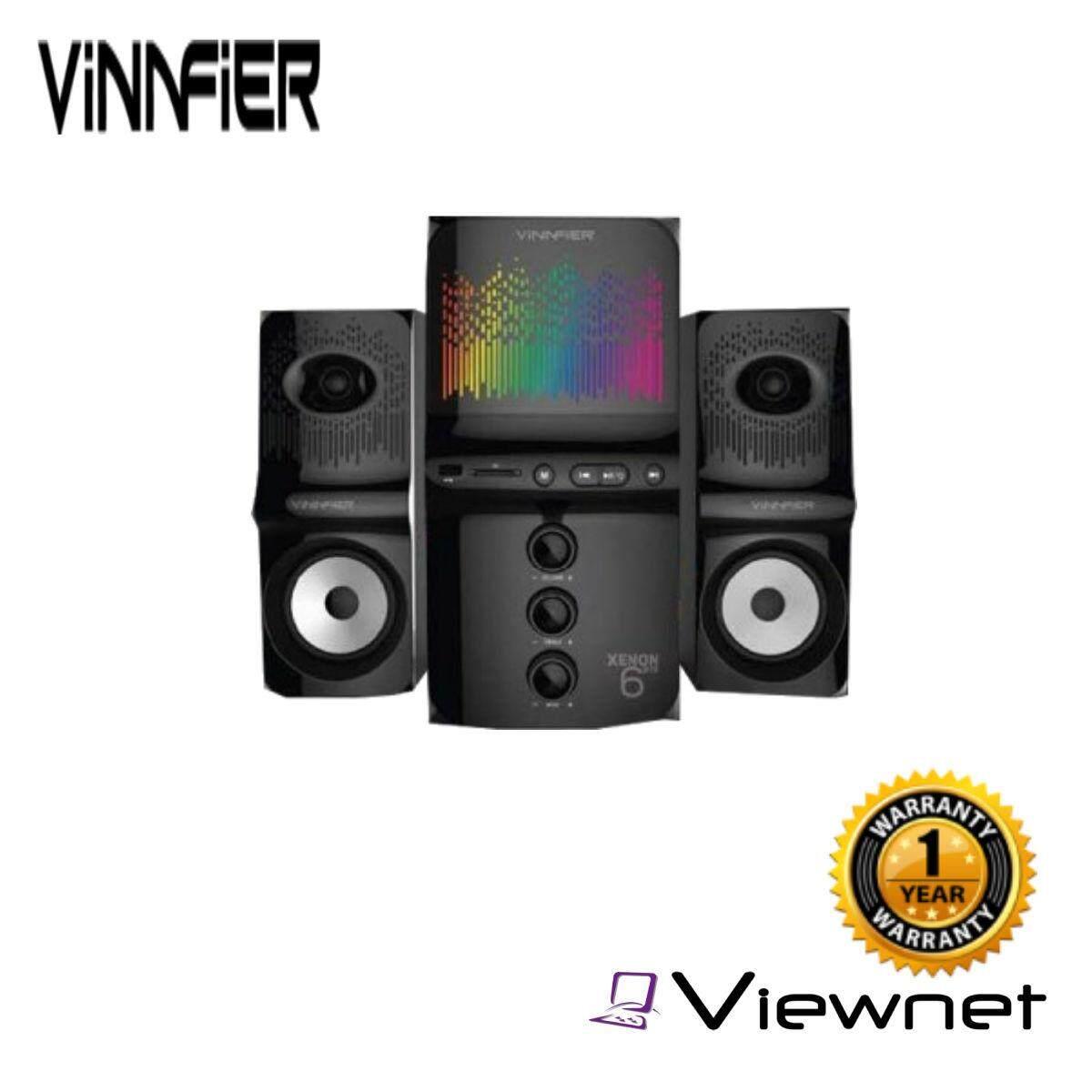 Vinnfier Ether 6 BTR 2.1 Bluetooth Speaker
