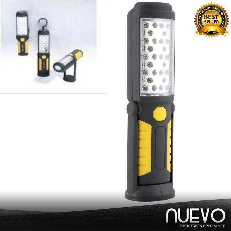 Nuevo TorchLite 33 LED Magnetic Base Super Bright (Yellow)