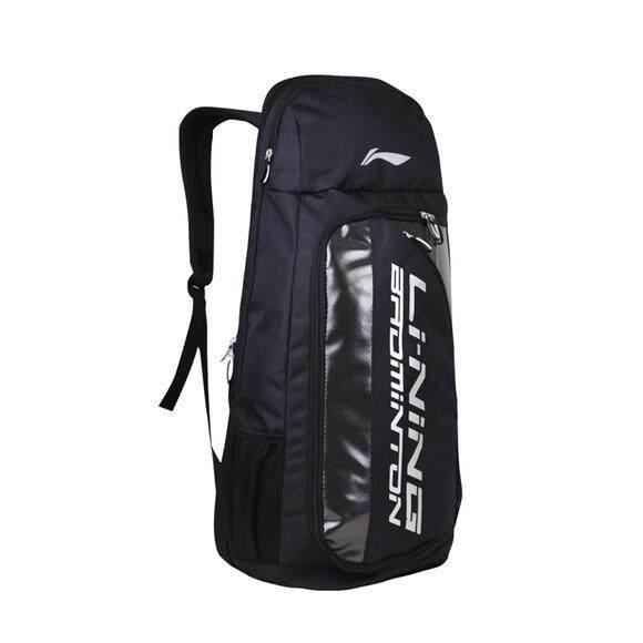 Li-Ning Badminton Backpack - Black ABJP032-1