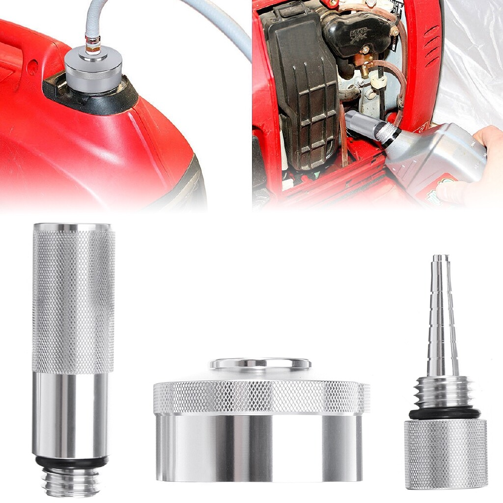 Engine Parts - For Honda Generator Gas Cap & Oil Change Tube Funnel & Magnetic Dipstick EU2000i - Car Replacement