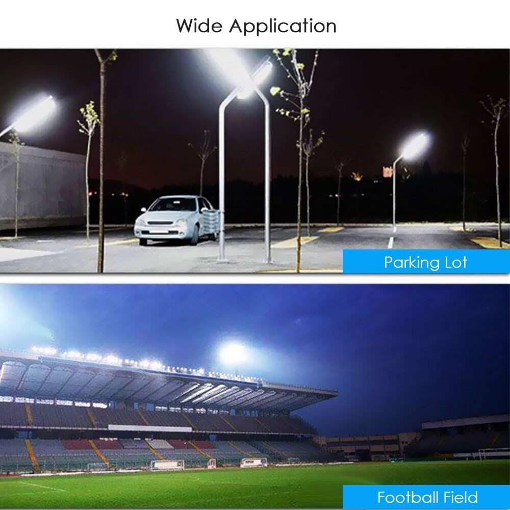 Specialty Lighting - 50W LED Flood Light Iodine Tungsten Lamp 48 PIECE(s) SMD2835 IP65 Water Resistance for Night Construction - AC220-240V / AC110-130V