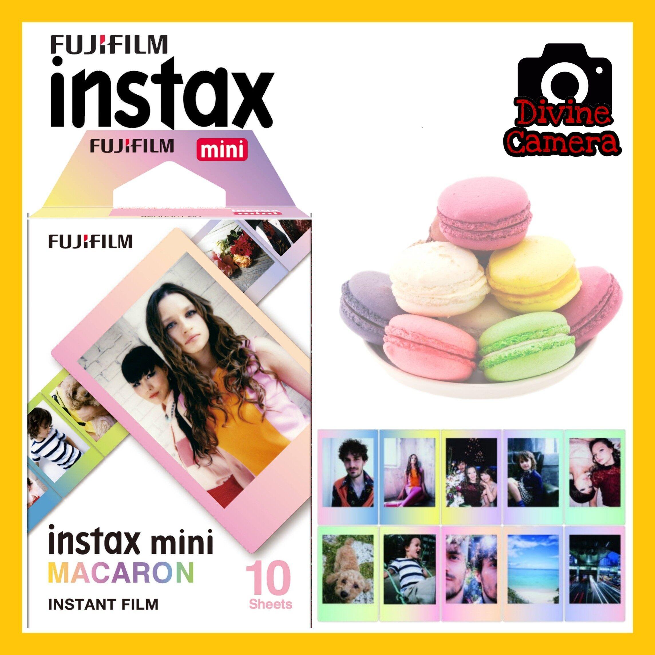 FUJIFILM INSTAX Mini Macaron Instant Film (10 Sheets)