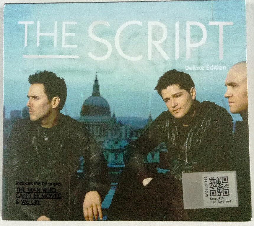 The Script  The Script Deluxe Edition CD + DVD