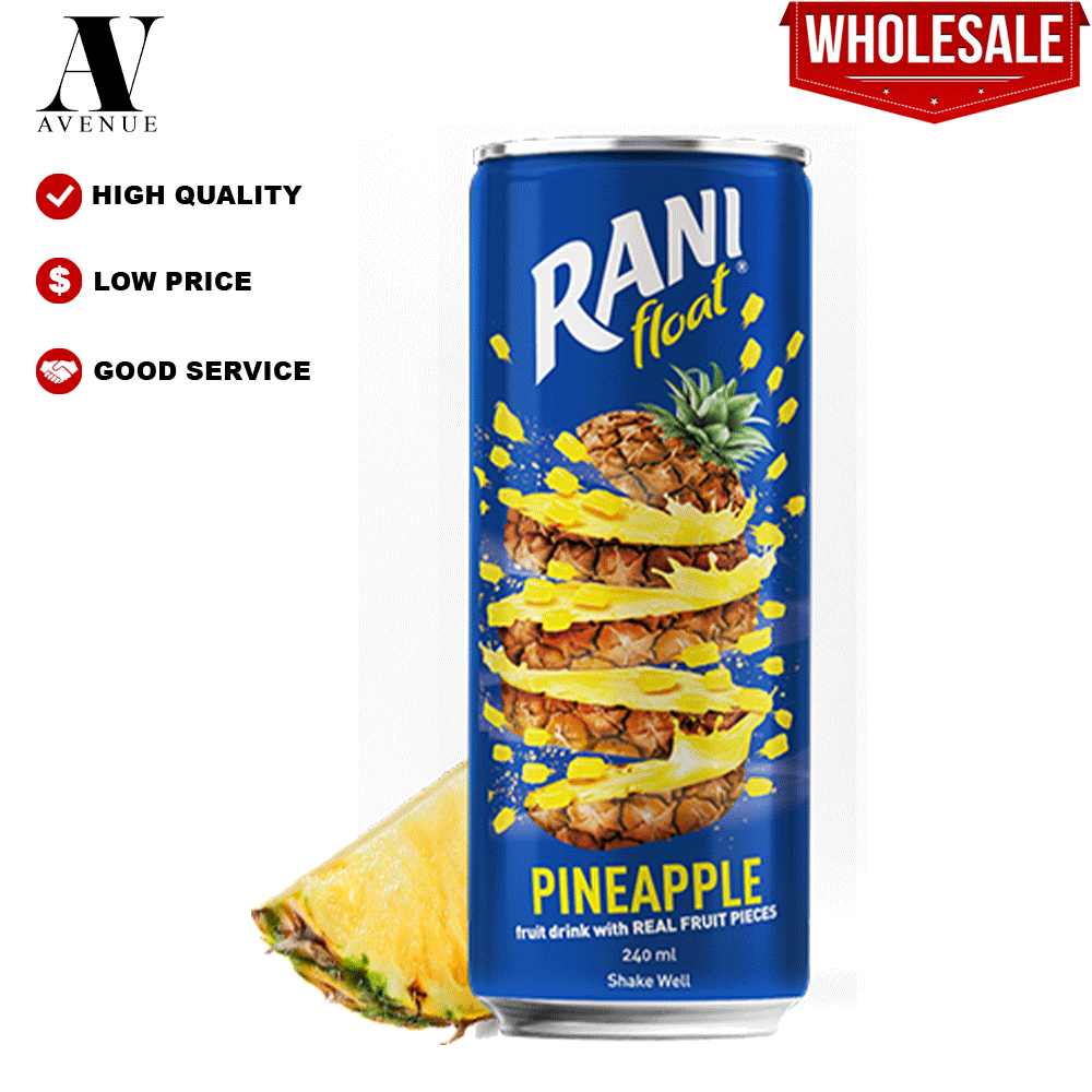 Rani Float Pineapple Fruit Drink 240ml