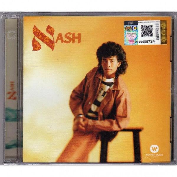 NASH Lefthanded Nash 1992 Music CD