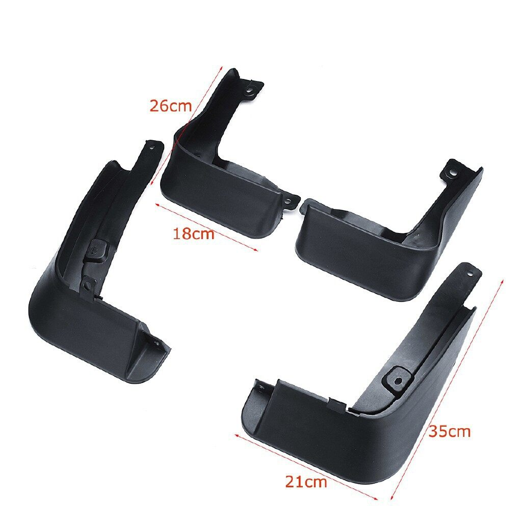 Automotive Tools & Equipment - 4 PIECE(s) Car Front Rear for Fender Flares Mudflaps for HONDA/HRV HRV - Car Replacement Parts