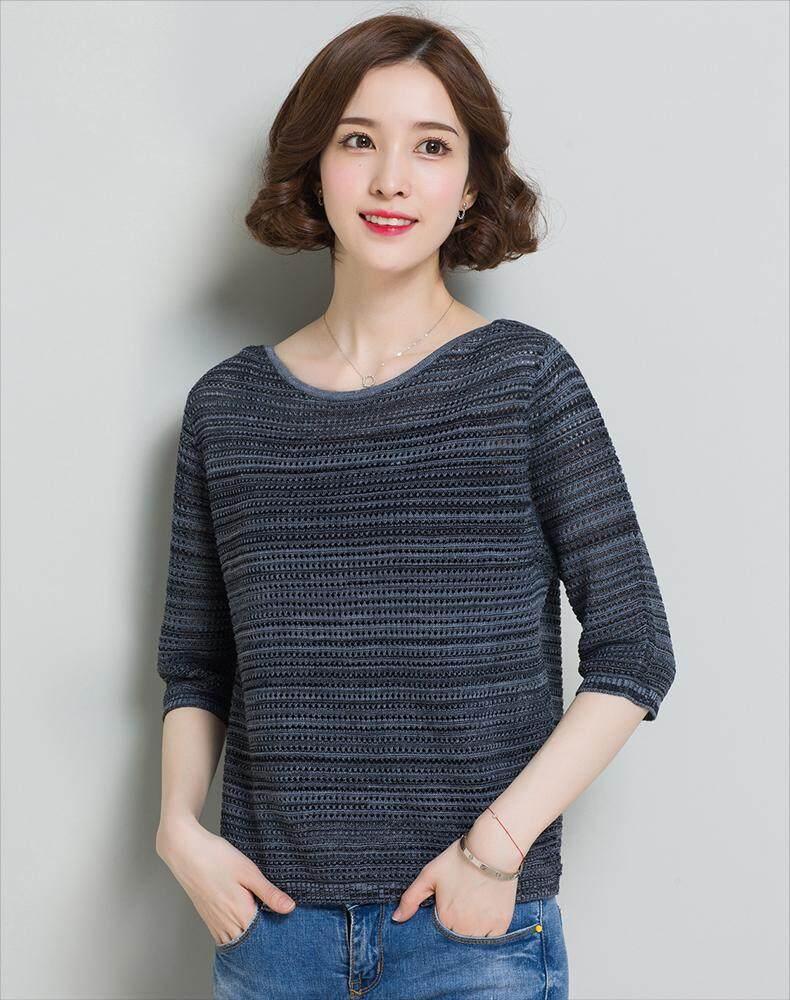 JYS Fashion Korean Style Women Knit Top Collection 512-1137