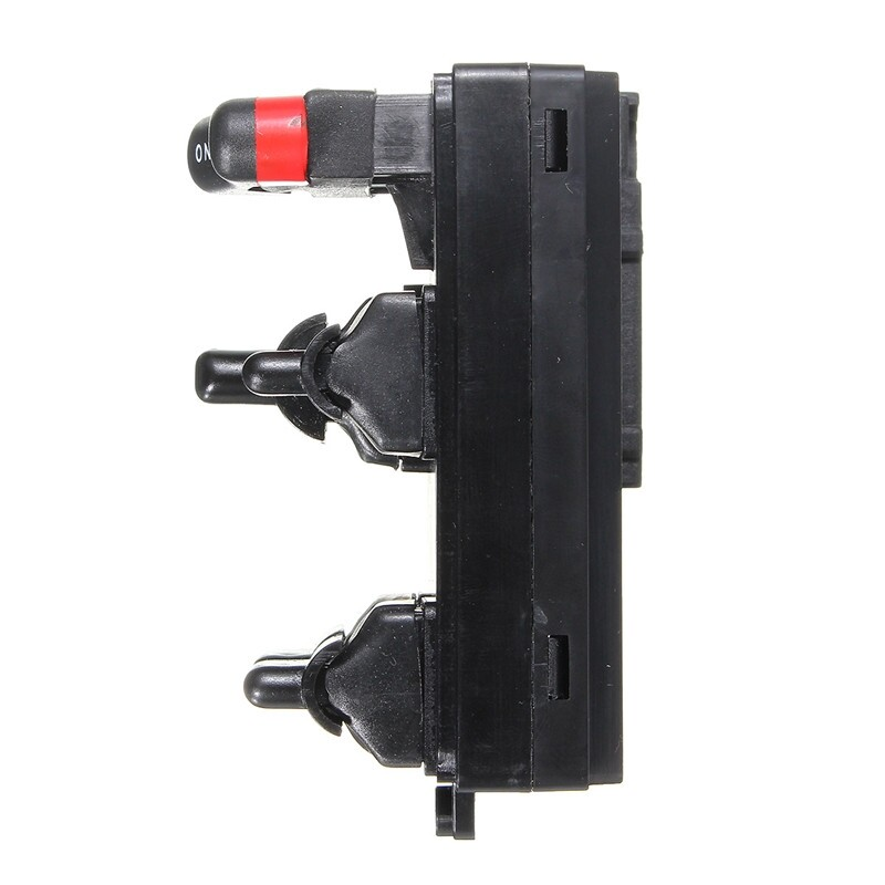 Automotive Tools & Equipment - Electric Power Window Master Control Switch For Honda Accord EX LX SE 1994-1997 - Car Replacement Parts