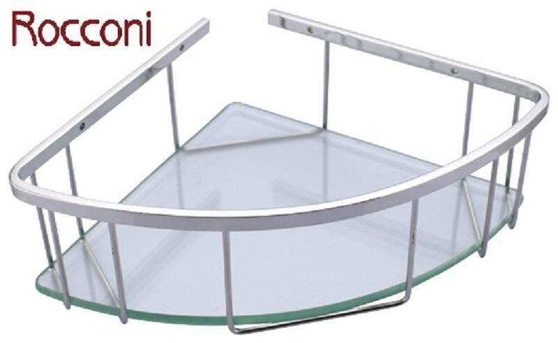 ROCCONI CORNER GLASS BASKET RCN 7001L