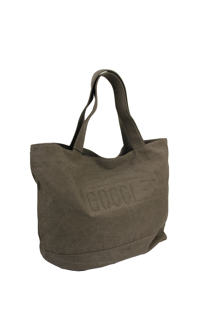 GOGGLES Ladies Tote Bag  #Limited Edition# 260014