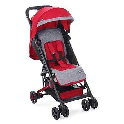 Chicco: Miinimo II Stroller With Bumper Bar - PAPRIKA