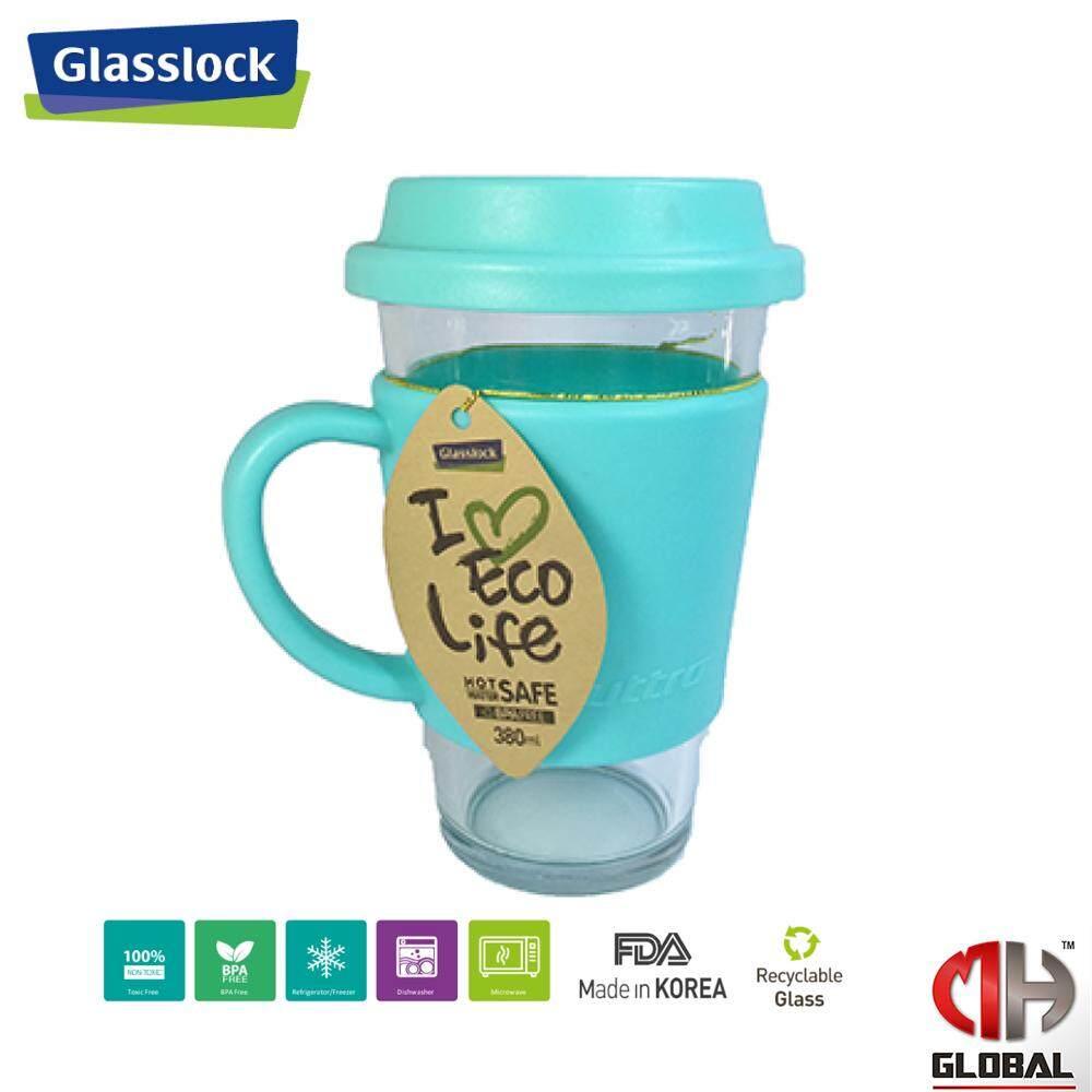 Glasslock Tempered Glass Eco Tumbler 380ml (GL-1436)