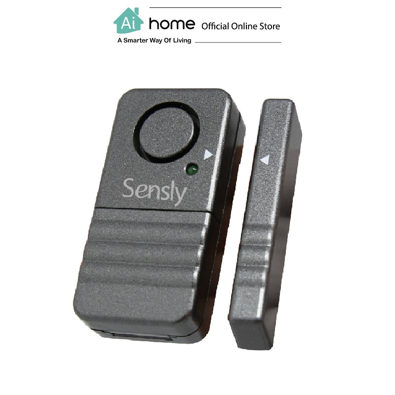 SENSLY Alarm And Chime Raise Alert TG-52 with 1 Year Malaysia Warranty [ Ai Home ] SENSLY Alarm And Chime Raise