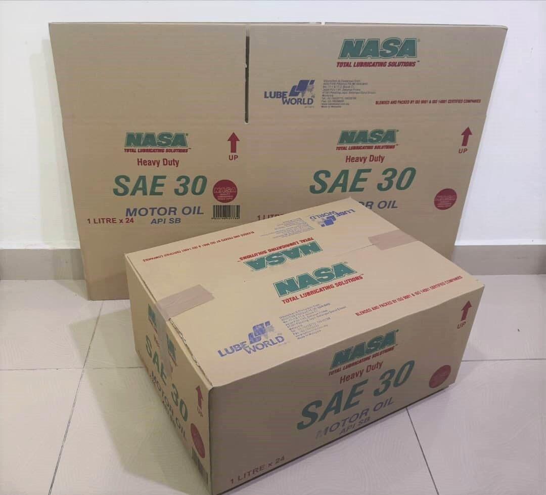 10pcs Printed Carton Boxes (L497 X W356 X H224mm)