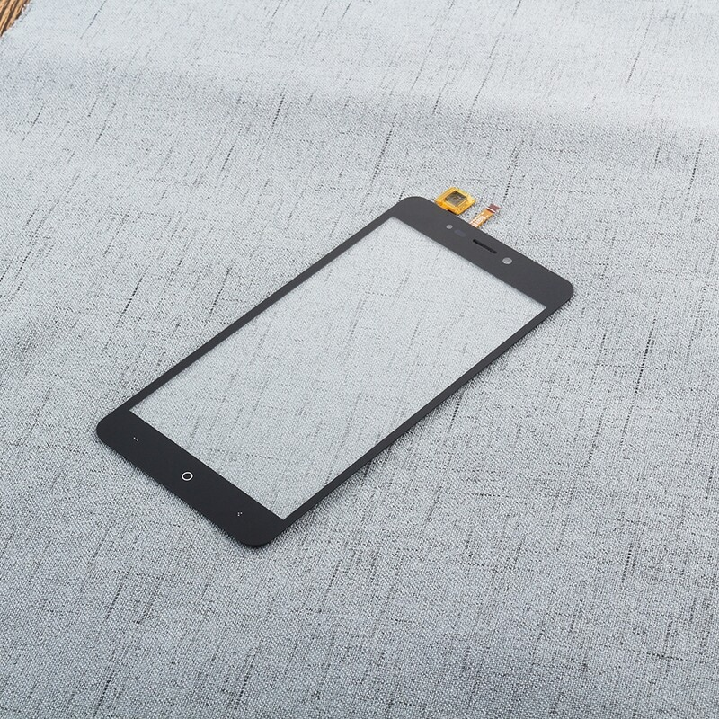 For 5.2 Leagoo Power 2 Pro Black Touch Digitizer Screen Glass Panel Replacement with Repair Tools
