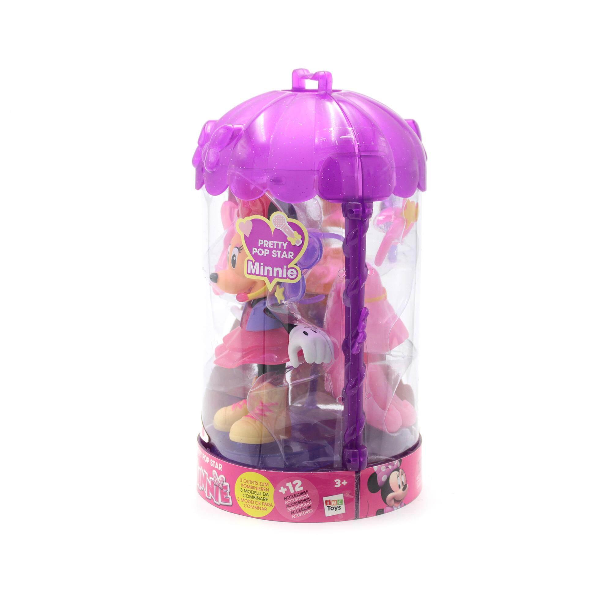Disney Minnie Pretty Pop Star Accessories