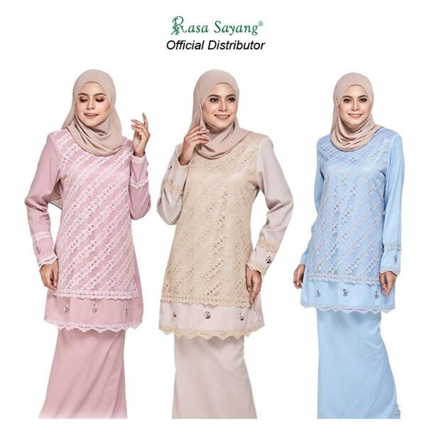 Harga PLUS SIZE Lily Kurung – Rasa Sayang Lily Kurung Best Muslimah Baju Kurung This Month