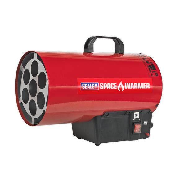(Pre-order) Sealey Space Warmer   Propane Heater 40,500Btu/hr