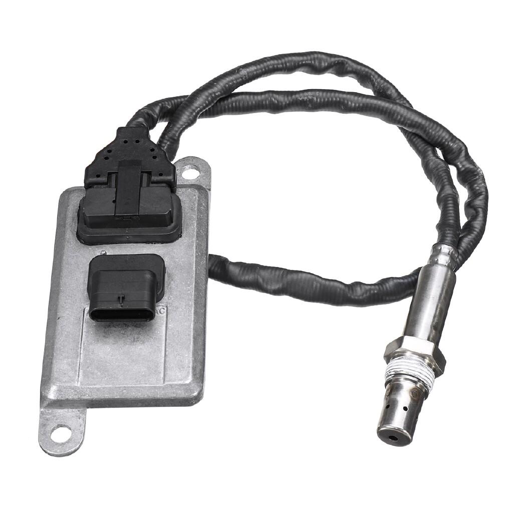 Engine Parts - Long Lifespan Metal and Plastic Nox Sensor For Trucks TGA TGL TGM TGS TGX #51154080015 5WK96618D - Car Replacement