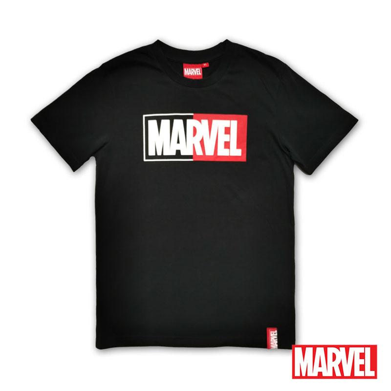 MARVEL Genuine Kids Avengers T Shirt Black VIM20686K
