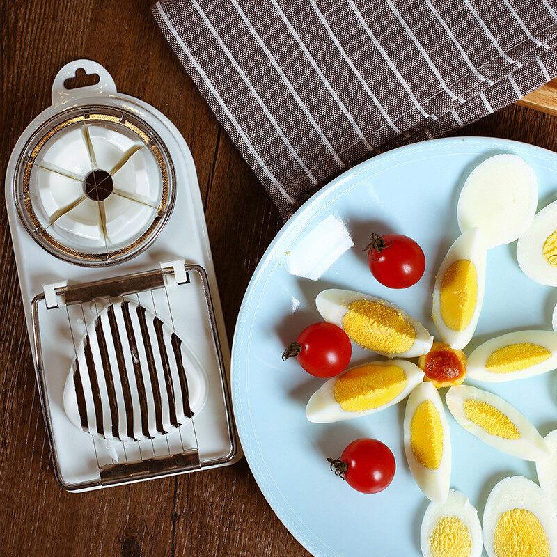 Japanese multifunctional egg cutter / Egg slicer [Local Shipment]
