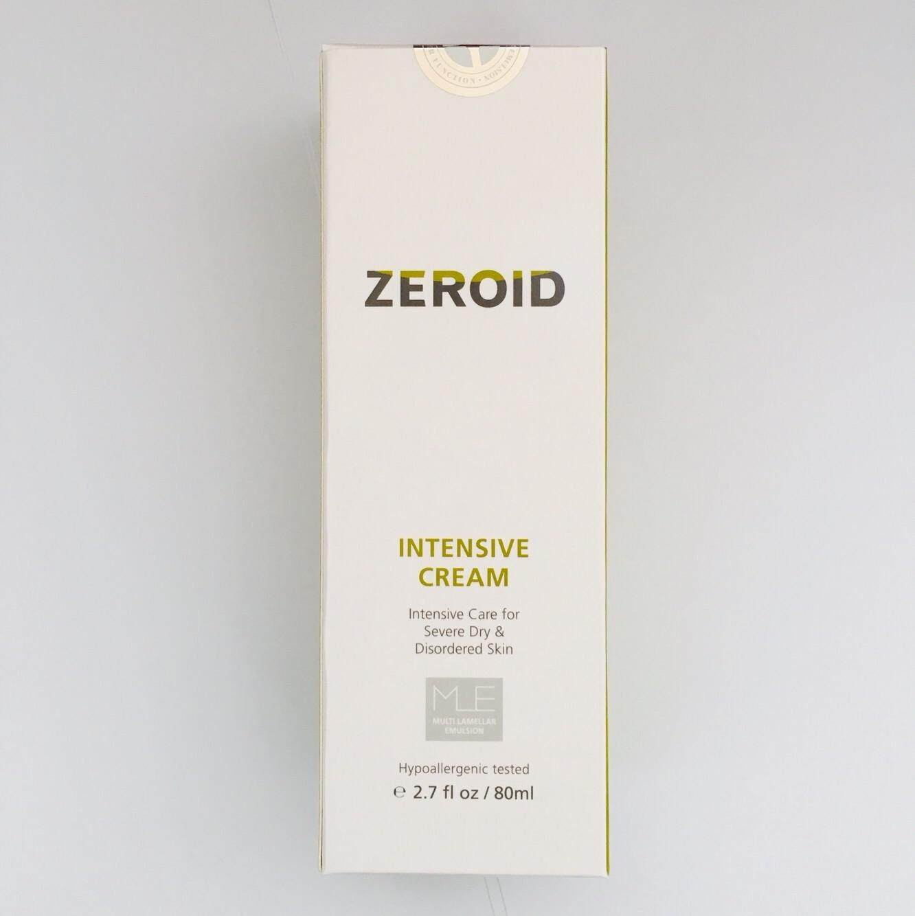 Zeroid Intensive Cream 80ML