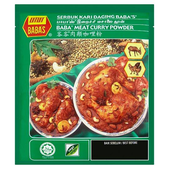 Baba Meat Curry Powder 250g
