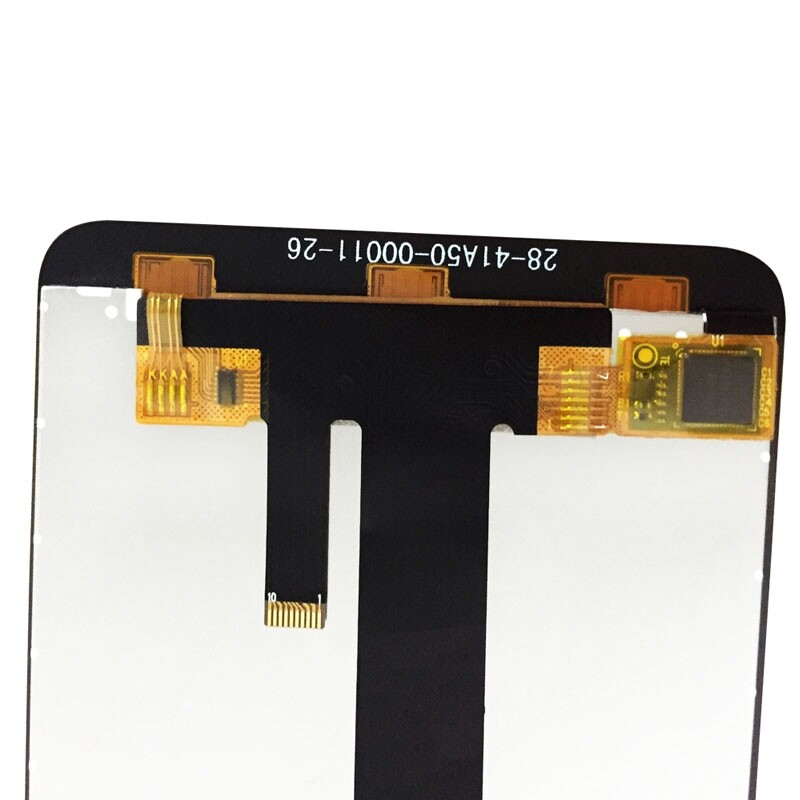 For Nomi i5011 LCD Display+Touch Screen Digitizer Assembly Replacement with Tool