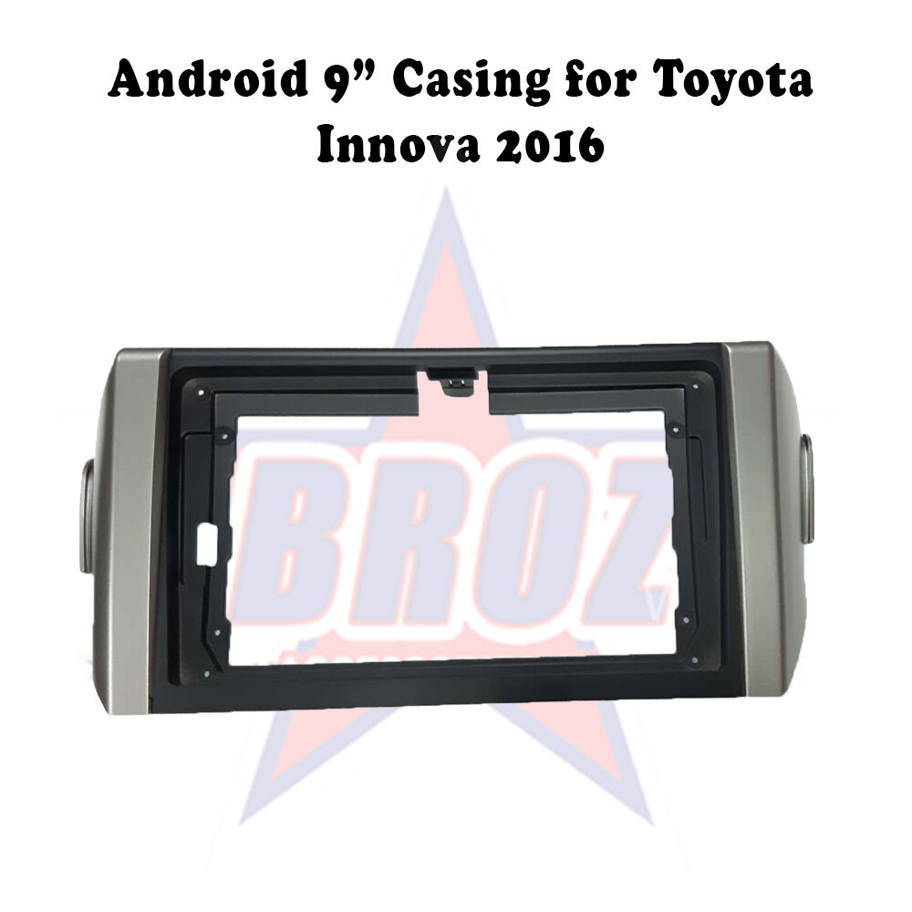 9 inches Car Android Player Casing for Innova 2016 (Auto)