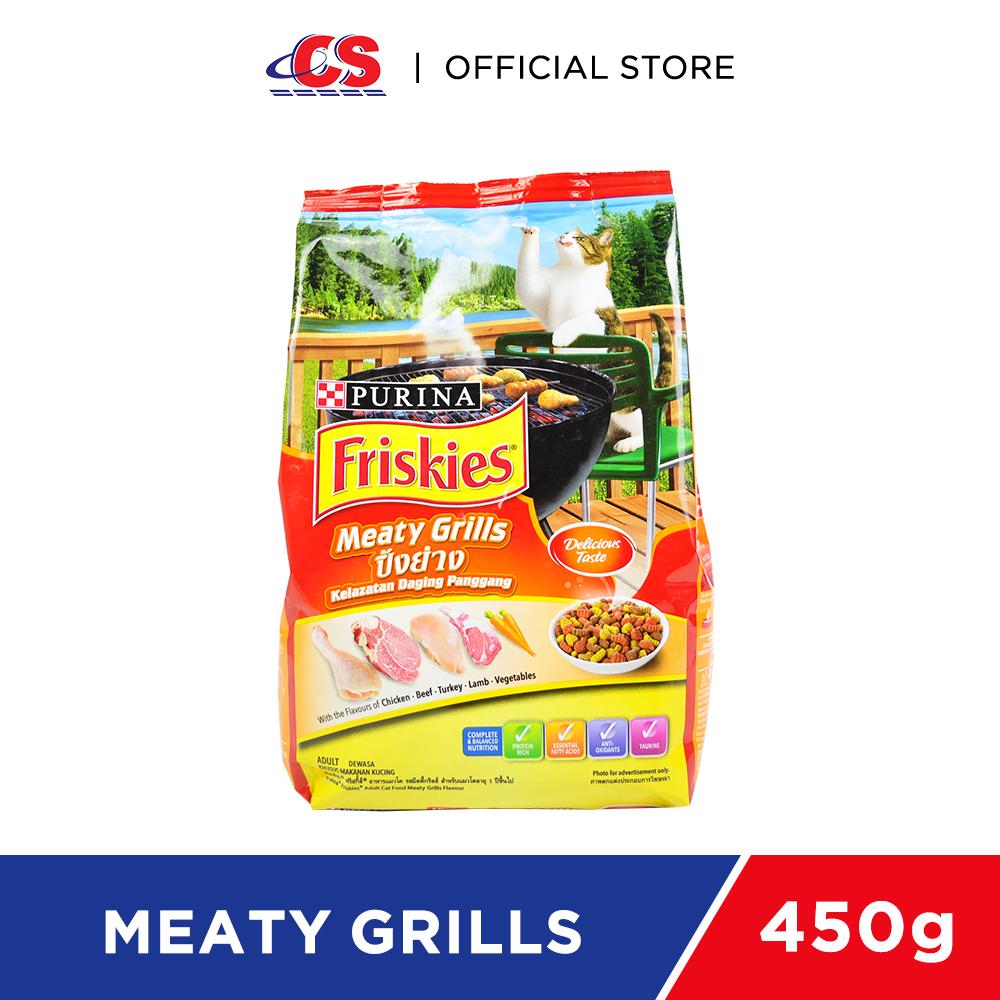 FRISKIES Adult Meaty Grills 450g