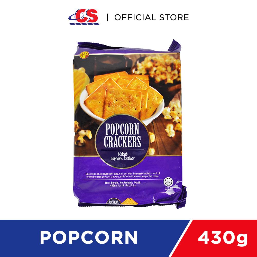SHOON FATT Popcorn Crackers 430g