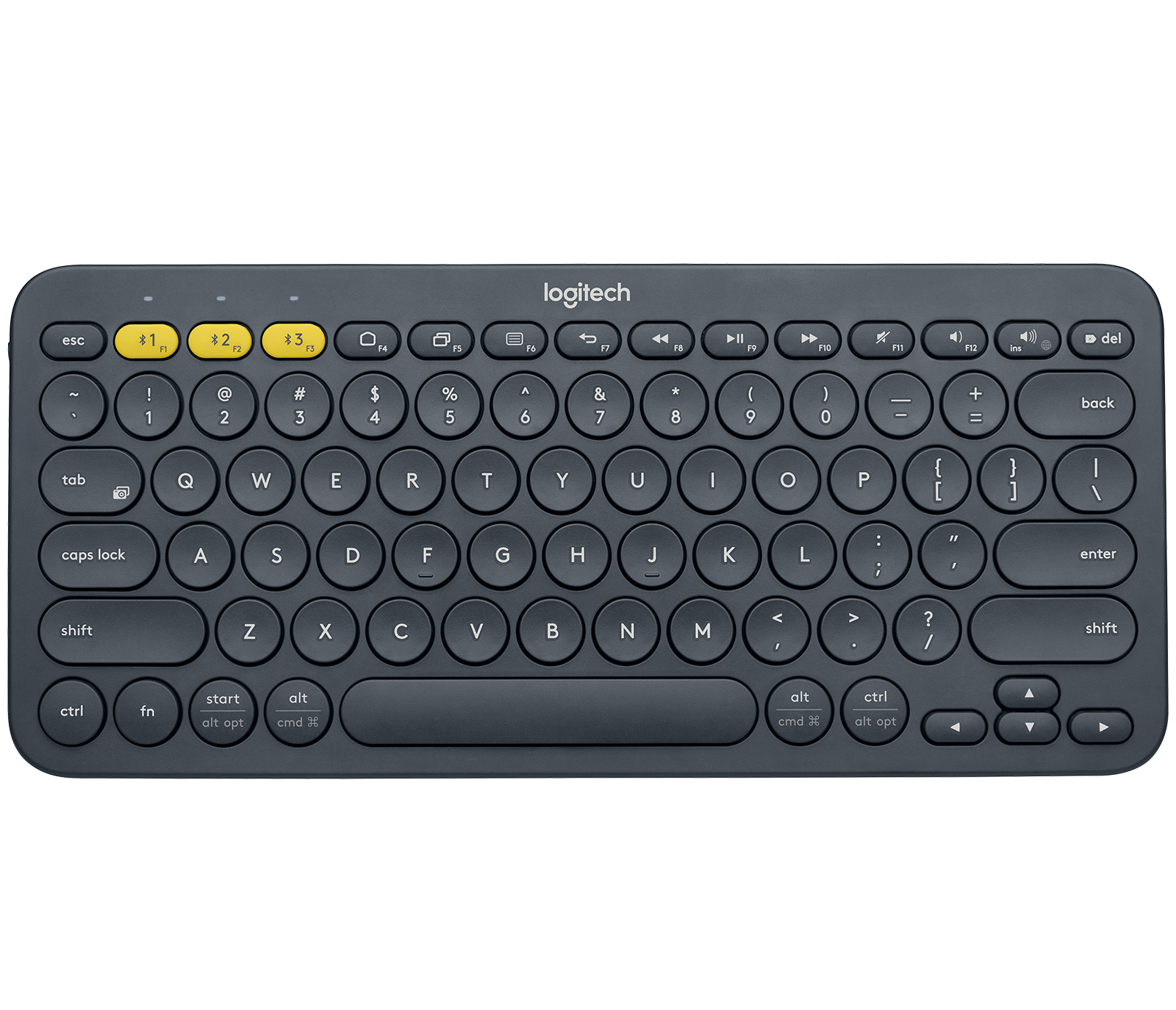 Logitech K380 Multi Device Bluetooth Keyboard