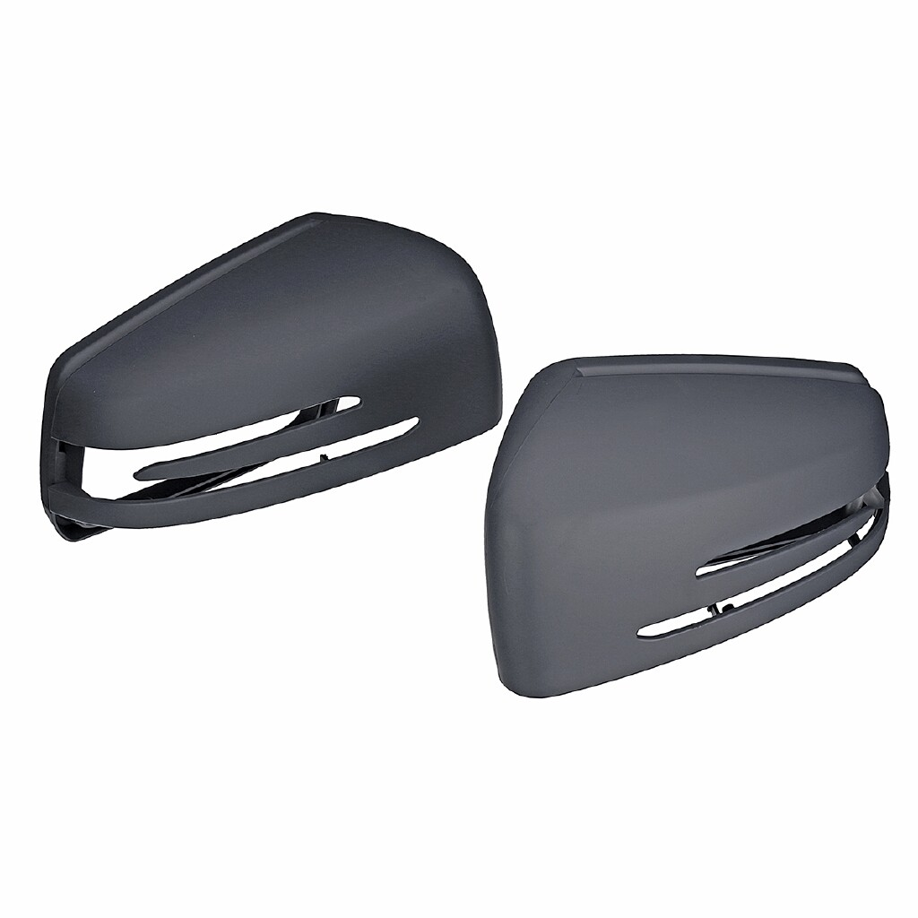 Automotive Tools & Equipment - 2 PIECE(s) Wing Mirror Cover Cap For Benz A B C E Class W176 W246 W204 GLA CLA 13-18 - Car Replacement Parts