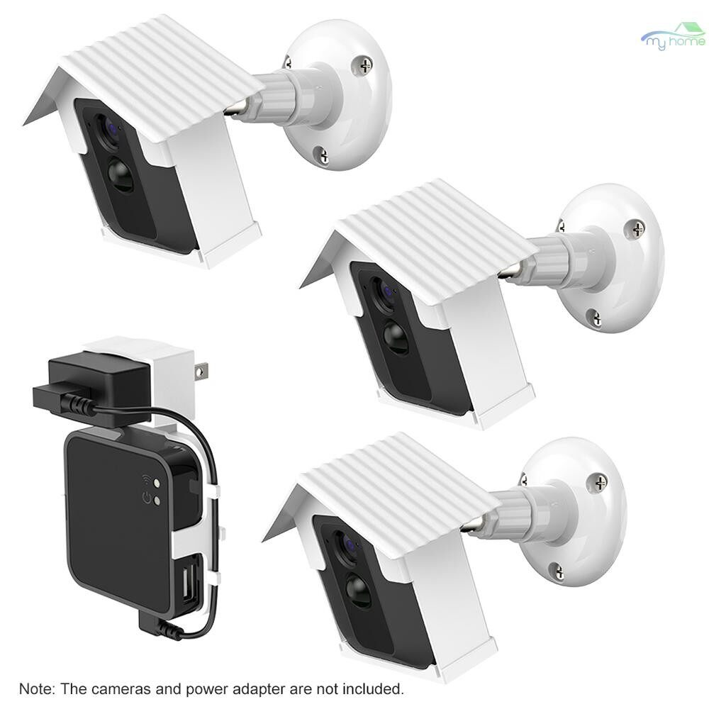 Monitors - 1 PIECE(s) Mount Hanger for Blink Sync Module with 1USB Cable for Home Security Systems,White - WHITE&1 PACK / BLACK&1 PACK / 3 PACKS / 3 / 2 PACKS / 2 / WHITE / BLACK / WHITE-3 / BLACK-3 / WHITE-2 / BLACK-2 / WHITE-1 / BLACK-1