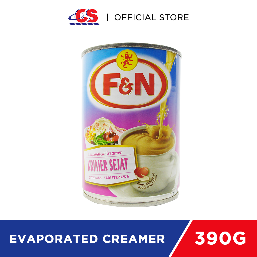 F&N Evaporated Creamer (Red) 390g