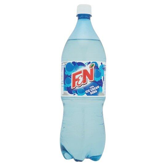 F&N Cool Ice Cream Soda 1.5 Liter