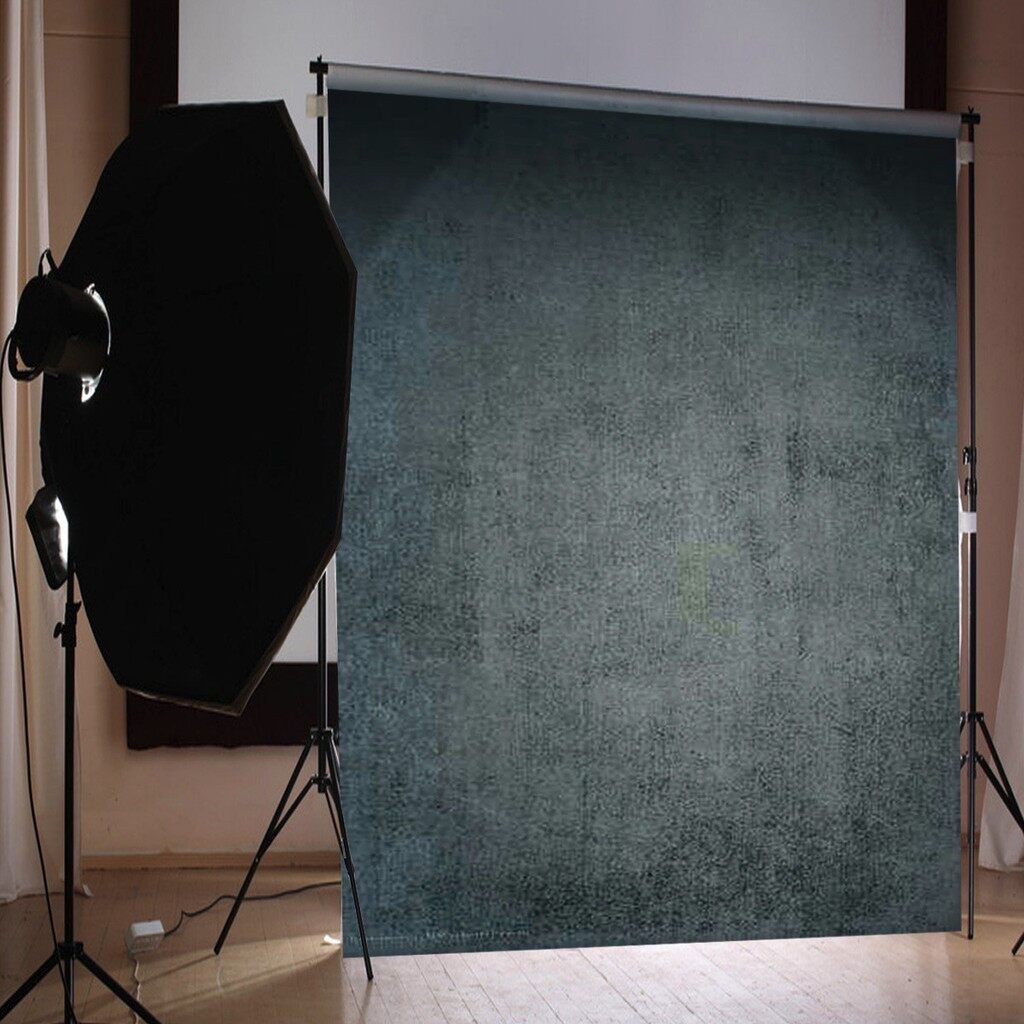 Lighting and Studio Equipment - Pure Solid Color Photography Background Studio Photo Backdrop Dark Grey 3x - Camera Accessories