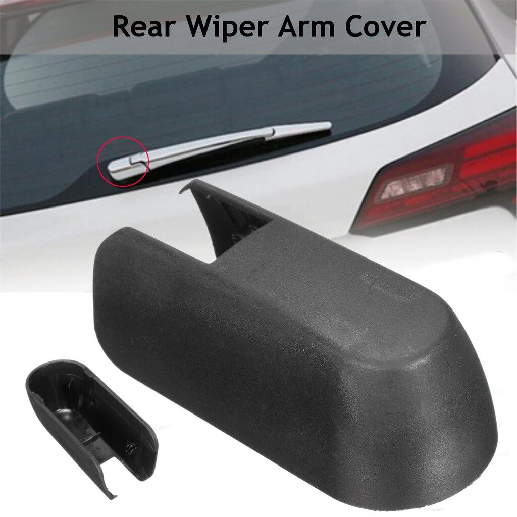 Windscreen Wipers & Windows - Tail Gate Rear Wiper Arm Windshield Cover Nut Cap For Honda Pilot HR-V 16-17 - Car Replacement Parts