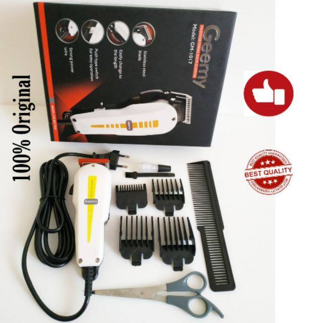 Gemei  GM6008, GM6005, GM1017 GM-6053 Professional Hair Clipper  ORIGINAL  (Wholesale Price)