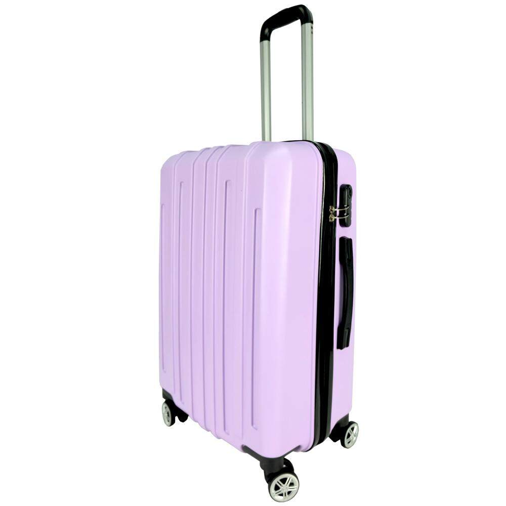 Poly-Pac WA9922 2-in-1 (20inch + 24inch) ABS Hard Case Luggage SET