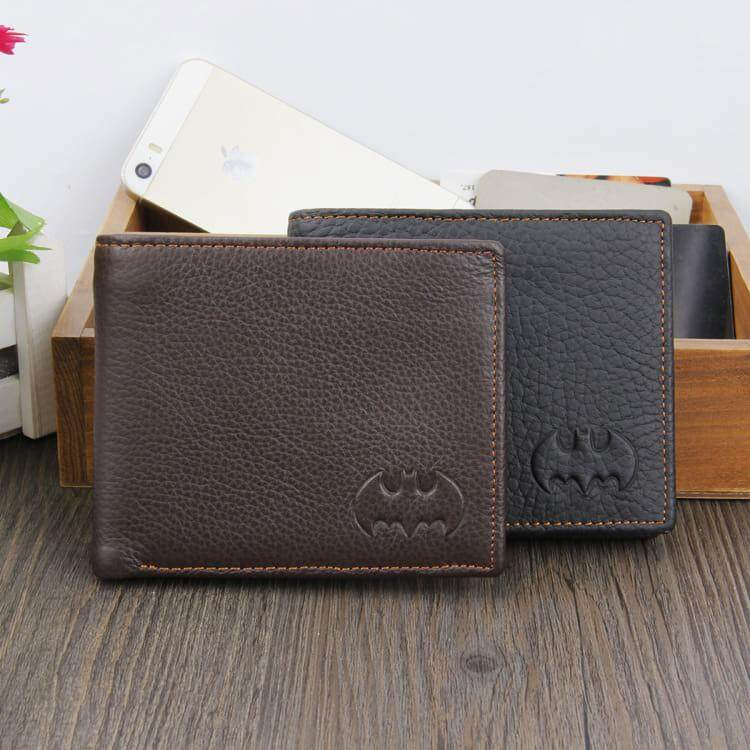 [M\'sia Warehouse Direct] 100% Cowhide Leather Men\'s Fashion Wallet Bi-Fold Fengshui Wallet Europe Designer Perfect Gift (Come With Box) Clutch Card Coins Cash Slot With Zip Portable Hand Carry Bag Luxury Top Material Genuine Leather Halal Dompet Kulit