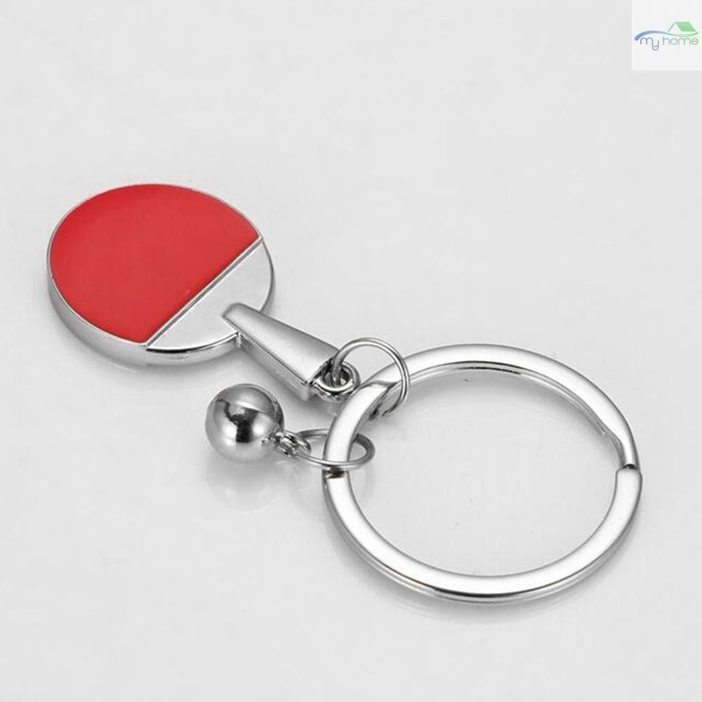 Stick & Ball Games - Novel Handmade Souvenir Simulation Badminton Ping Pong Tennis Racket Shape Widgets Creative - BADMINTON / PING PONG / TENNIS