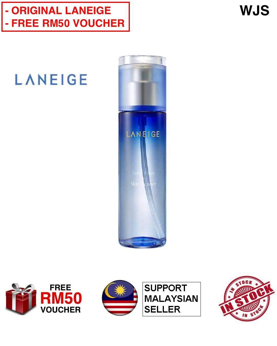 (GENUINE LANEIGE) Laneige Perfect Renew Skin Refiner 120ml (FREE RM50 VOUCHER)