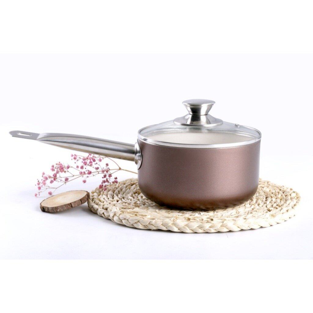 [My Cooking Story / MyCookingStory] Solaris Saucepan 16cm With Lid 1.6l