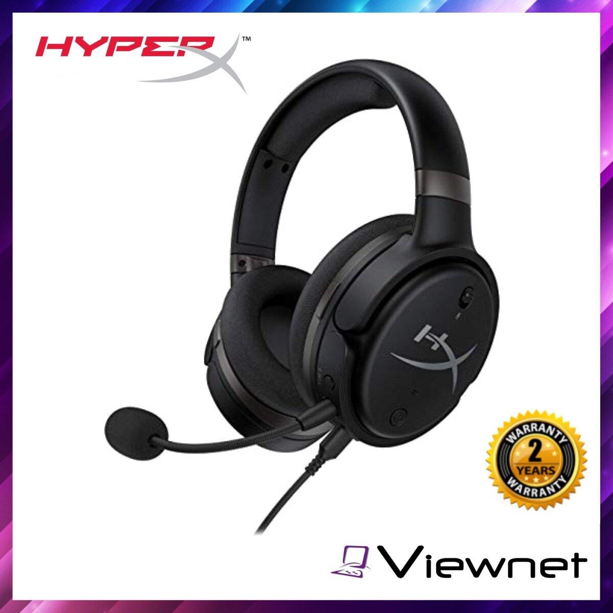HyperX Cloud Orbit Gaming Headset (HX-HSCO-GM/WW), Audeze Magnetic Drivers, 3D audio, Noise cancellation mic, Detachable cable